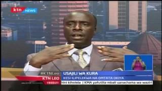 KTN Leo: Wakenya wengi wajitokeza kujisajili kupiga kura dakika za mwisho