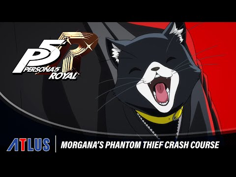 Morgana's Phantom Thief Crash Course de Persona 5 Royal
