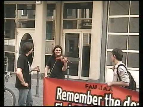 videobericht zu aktionen der fau in berlin am workers memorial day syndikalismus 39 s blog. Black Bedroom Furniture Sets. Home Design Ideas