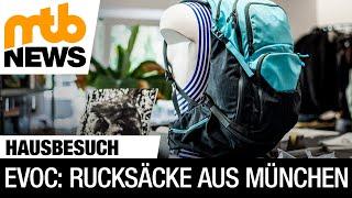 Hausbesuch: Evoc – 10 Jahre Rucksackentwicklung mitten in München