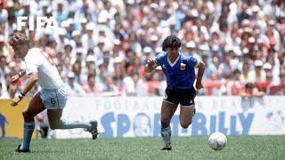 Matchday Live - 1986 Argentina v England