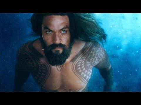 Aquaman vs steppenwolf   fight scene   justice league  2017  movie clip hd