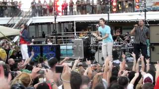 Sick Tight - 311 Cruise - Lido Deck Show 3/3/11