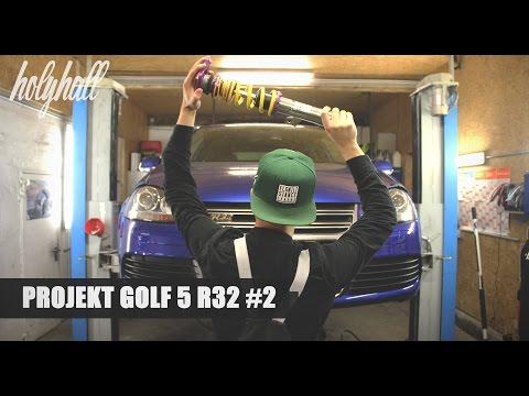 HOLYHALL | Projekt Golf 5 R32 | #2