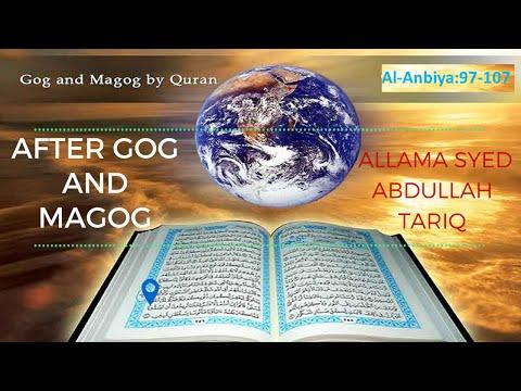 Surah Al Anbiya (21: 97-107)