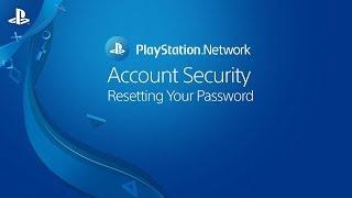 How do I reset my Account Password?