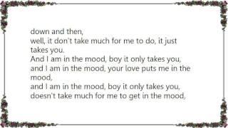 Chanté Moore - Mood Lyrics