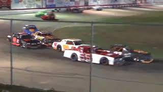 Barberton Speedway Street Stock Feature 9/1/17