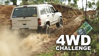 WE BOUGHT A 4WD FOR $100 - Sick Puppy 4x4