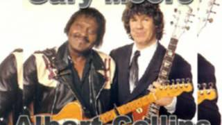 Gary Moore &  Albert Collins - Cold, Cold Feeling - Dimitris Lesini Blues