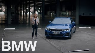YouTube Video Pl8fSwK_DzQ for Product BMW 3 Series Sedan (G20) & Touring (wagon, G21) by Company BMW in Industry Cars