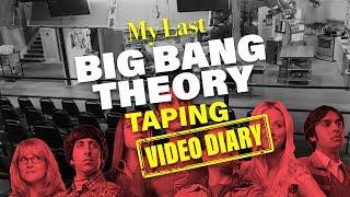 Filming The Big Bang Theory Finale: Behind-the-Scenes Video Diary || Mayim Bialik