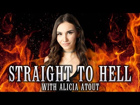 STRAIGHT TO HELL: Alicia Atout