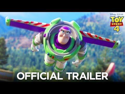 Toy Story 4: Příběh hraček - Filmové a seriálové trailery