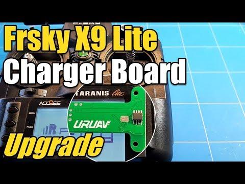 FRSKY TARANIS X9 LITE UPGRADE URUAV CHARGER BOARD