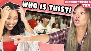 Singaporeans Try: NDP 2019 Theme Song Reaction + Game!