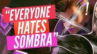 EVERYONE HATES SOMBRA (Overwatch)