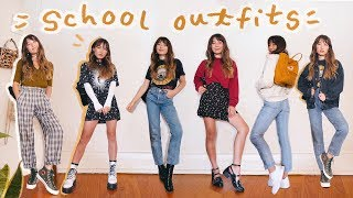 30 BACK TO SCHOOL OUTFITS to help you survive the school year