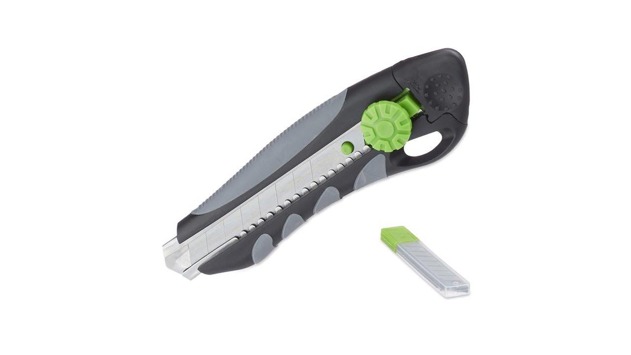 Video von: PROFI Cuttermesser mit Ersatzklingen