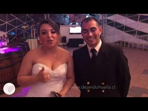 Joselyn y Francisco