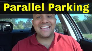 Parallel Parking SECRETS For The Driving Test