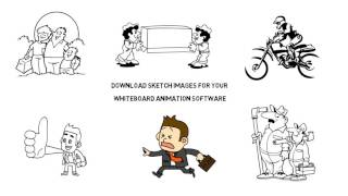Download Sketch Images For Whiteboard Animation Software For Free