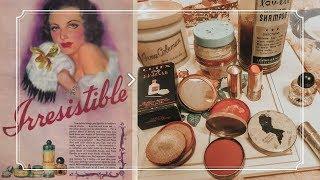 1930s Cosmetics Haul