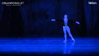 "Joseph Gatti Performs ""Albrecht'' Variation In Giselle. 2015 NEW"
