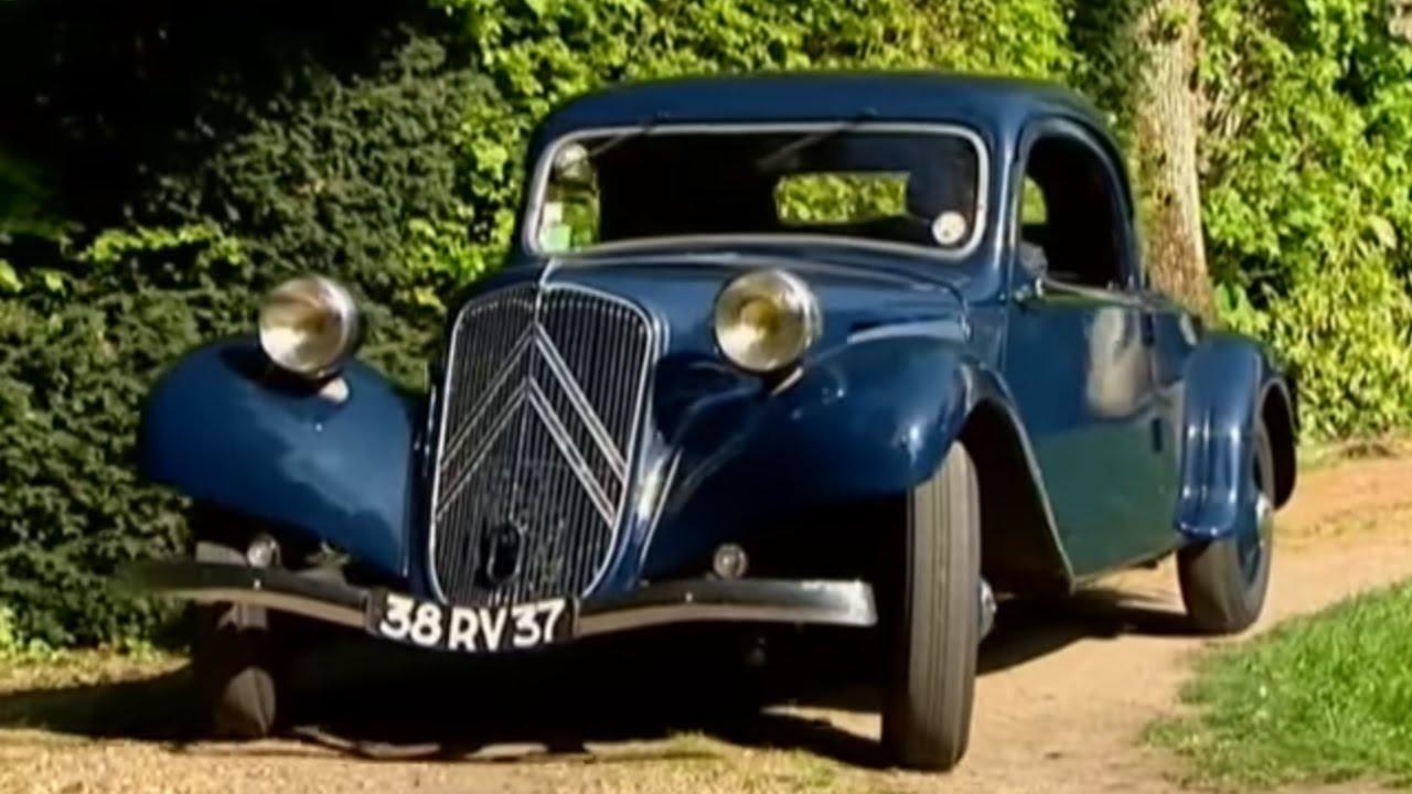 La Citroën Traction Avant, une révolution