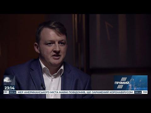 """Сергій Фурса у програмі """"Вересень +1"""" на телеканалі Прямий"""