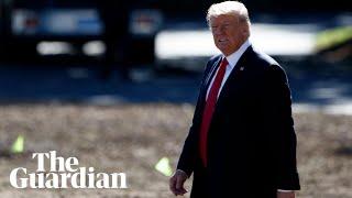 Trump says he will discuss Khashoggi case with Saudi king Salman