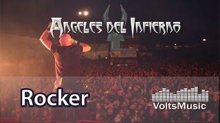 Angeles del Infierno - Rocker (letra)