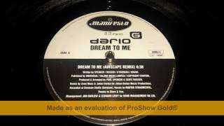 Dario G - Dream To Me (Airscape Remix) [vinyl]