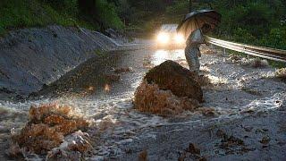 Giappone, dopo la pioggia corsa ai soccorsi