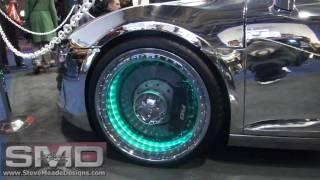 Смотреть онлайн Тюнингованый Audi R8