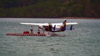 Sea Plane Service, Andaman and Nicobar Islands