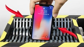 Gambar cover Experiment Shredding Apple Iphone X And Toys So Satisfying | The Crusher