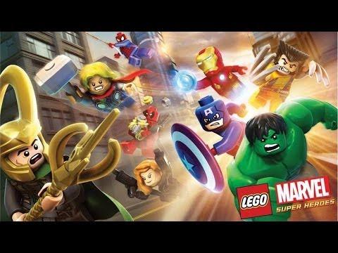 Vidéo LEGO Jeux vidéo XB360LMSH : Lego Marvel Super Heroes XBOX 360