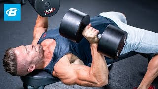 Blow Up Your Chest Workout | Mike Hildebrandt by Bodybuilding.com