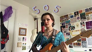505 - arctic monkeys (cover)