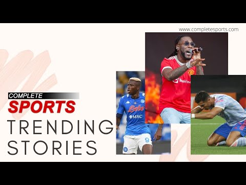 Trending On Complete Sports 15.09.2021