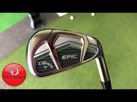 NEW CALLAWAY EPIC IRONS REVIEW – Rick Shiels