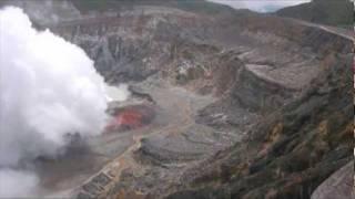 Poas Volcano (Volcan Poas)