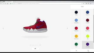 How to Customize Kyrie 4 (Nike ID)
