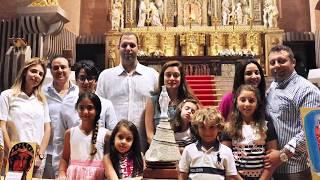 سيّدة لبنان في مزارٍ مريميّ في إسبانيا
