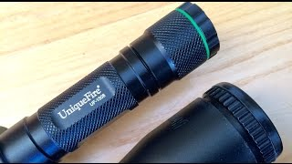 The best IR torch the Uniquefire 1508 IR torch