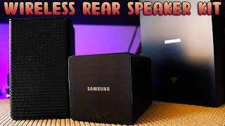 Modular Surround Sound - Samsung SWA-8500S Wireless Rear Speakers Review
