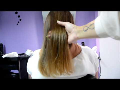 Uzdrowisko traktowania włosów