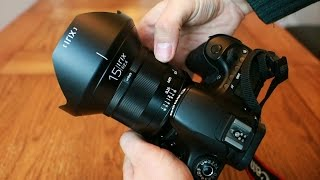 Irix 15mm f/2.4 'Blackstone' lens review with samples (Full-frame and APS-C)