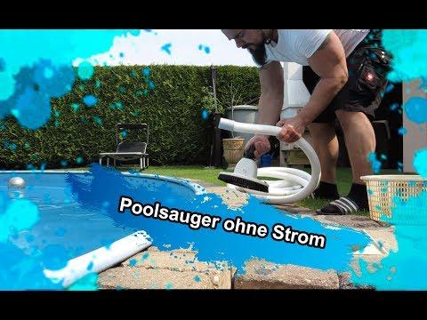 Poolsauger ohne Storm